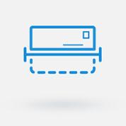 Boite Postale, Scan Enveloppe - courrier-des-voyageurs.com