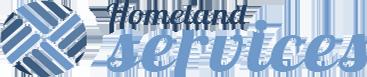 logo homeland services